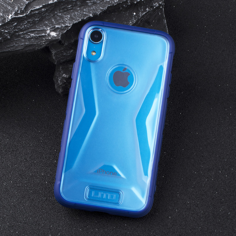 iphone xr shockproof tpu pc mobile phone cases