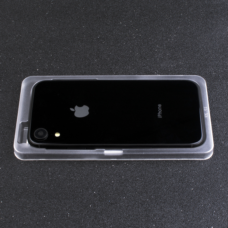iphone xr screen protector guard with easy applicator