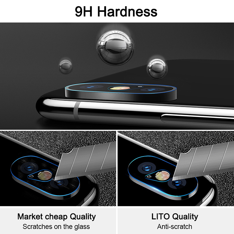 tempered glass screen protector for camera