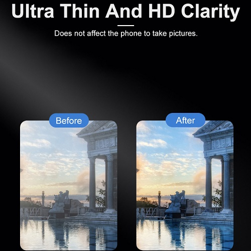Iphone 11pro max camera lens protector